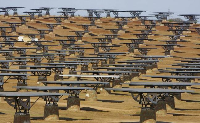 La fotovoltaica de Usagre empezará las obras en el último trimestre del año