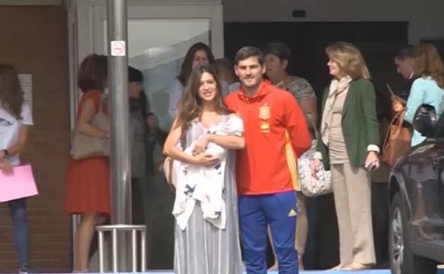 Sara Carbonero e Iker Casillas: ocho años de amor