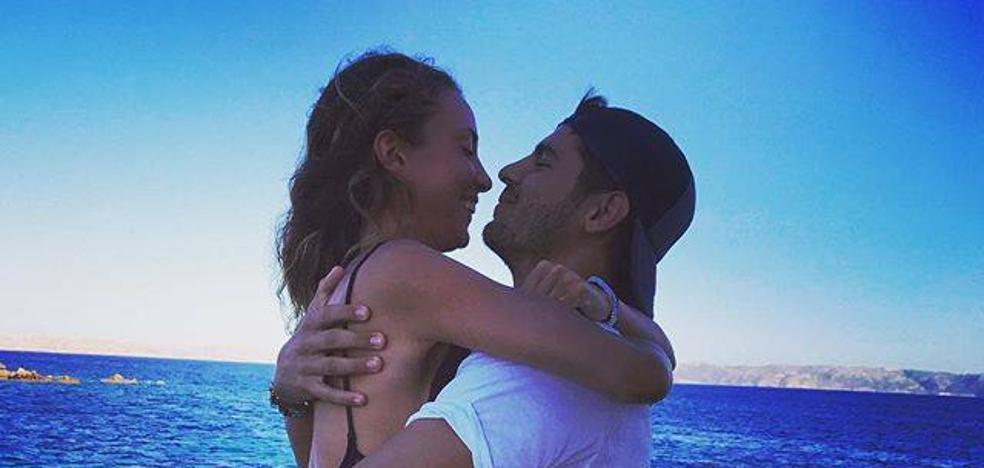 Alice Campello y Álvaro Morata serán padres de gemelos