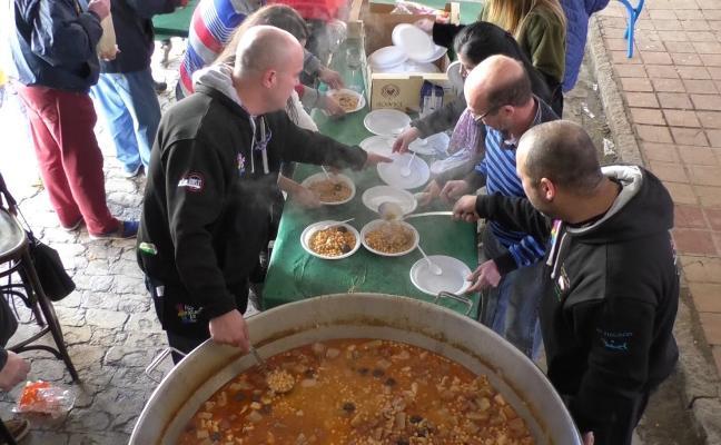 Una garbanzada y el entierro de la sardina para poner fin al carnaval de Villafranca