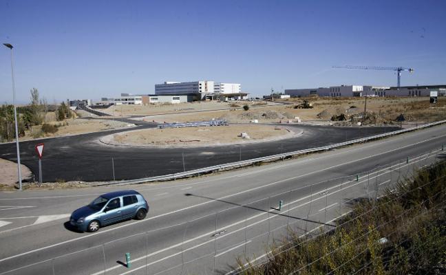 El PP insta a la Junta a que defina cuanto antes los accesos al nuevo hospital