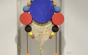 Exposición de Miguel Sansón en la sala de arte El Brocense