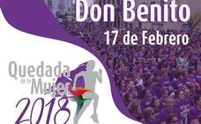 Don Benito acoge la primera quedada previa a la Carrera de la Mujer de Villanueva