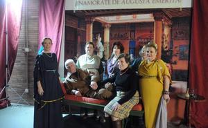 El Museo Romano de Mérida celebra '¡Enamórate de Augusta Emerita!'