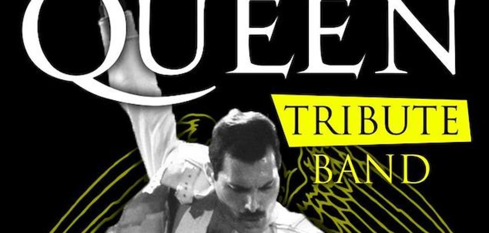La banda Queen Tribute actuará el próximo sábado en el Teatro López de Ayala de Badajoz