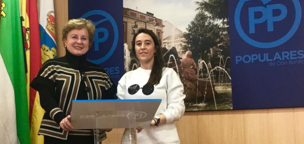 El PP pide que no se acepte cambiar el nombre de la plaza García Sola de Don Benito