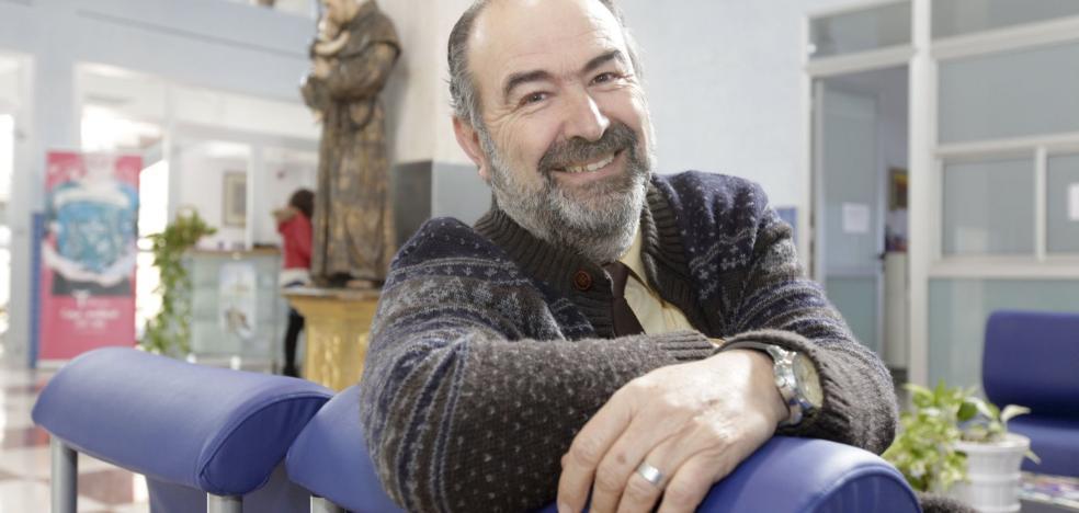 Damián Niso releva a José Manuel López al frente de Cáritas