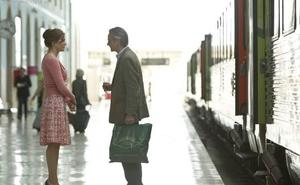 Proyección de 'Tren de noche a Lisboa' en Maltravieso Capitol