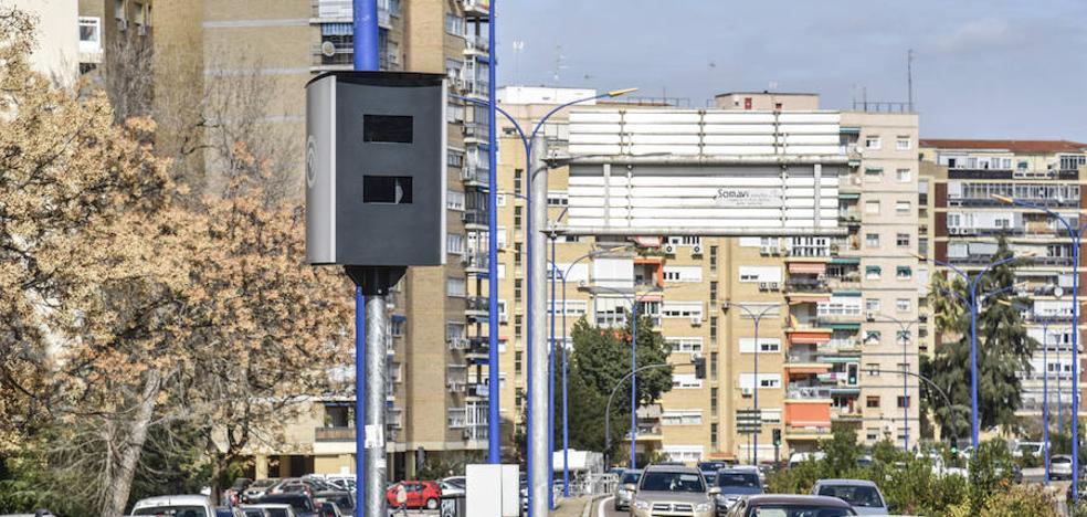 La cabina colocada en Masa Campos multará en ambos sentidos