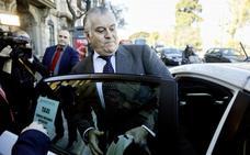 Bárcenas dice que en una cena con Camps, Acebes y Costa «quedó claro» que PPCV pagaría el congreso en Feria Valencia