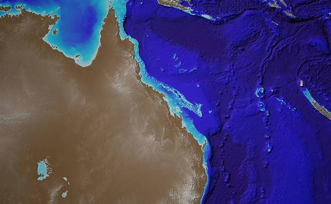 Australia ha perdido casi todos sus arrecifes de crustáceos