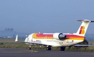 Air Nostrum, única empresa que se presenta al concurso de transporte aéreo extremeño