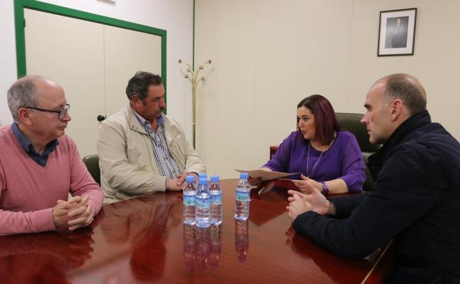 El Gobierno no ayudará a pagar el regadío de Tierra de Barros al no verlo de interés general