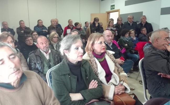 La plataforma contra la subida del IBI en Almendralejo critica que hay valores catastrales abusivos