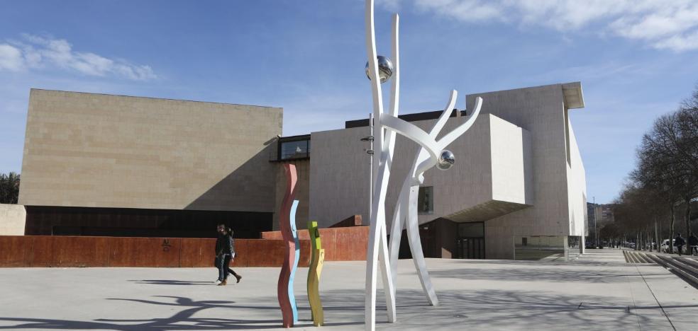 Cultura invertirá 100.000 euros en mejoras del Palacio de Congresos