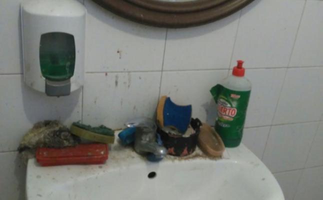 AUGC de Badajoz denuncia falta de higiene en unos aseos para guardias civiles