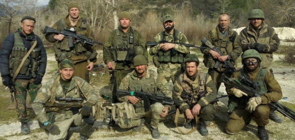 Wagner, un enigmático grupo armado que tiene en vilo a Rusia