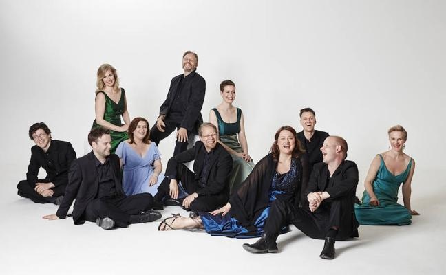 Ars Nova Copenhagen actuará el próximo martes en Badajoz en el Ciclo de Música Actual
