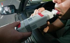 La Policía Local de Badajoz denuncia a un conductor que dio positivo en alcoholemia