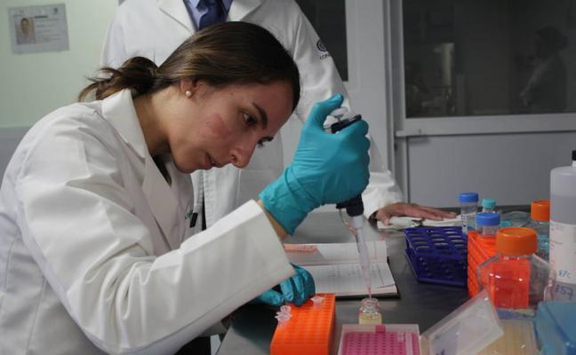 Navarro propone identificar las barreras que «separan a la mujer de la ciencia»