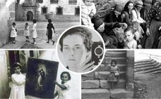 La fotógrafa enamorada de los niños de Cáceres que no supo ser madre