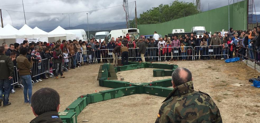 Aficionados de la región, expectantes ante el V Día del Cazador que organiza Quintana