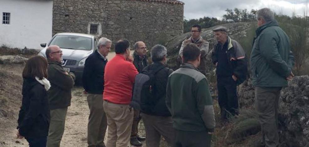 Valencia de Alcántara quiere declarar Monumento Natural el paraje de La Data