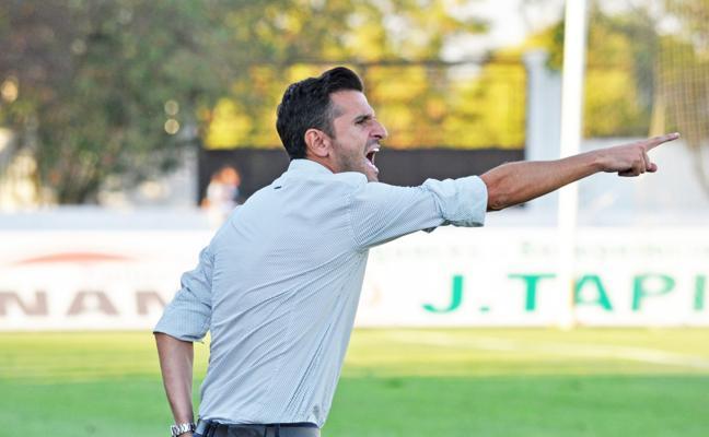 Ania: «El Badajoz tiene una intensidad que no tiene ningún equipo»