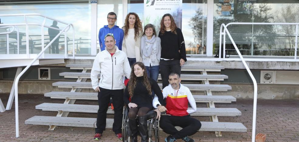 La Unión de Deportistas de Alto Nivel de Extremadura se pone en marcha