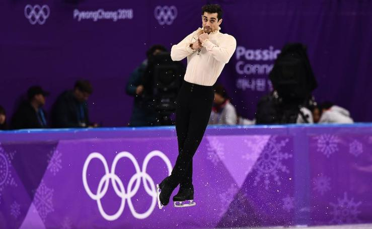 El bronce de Javier Fernández, talento innato para el patinaje