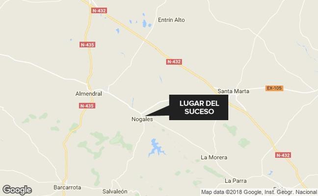 Un hombre de 46 años, grave tras una caída en el paraje Los Llanos de Nogales