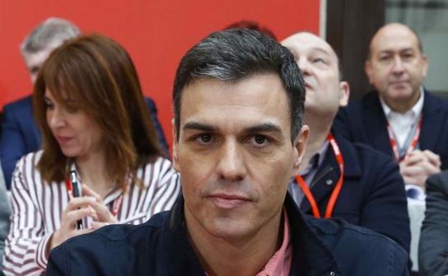 Sánchez confía en que la «pugna de las derechas» le allane el camino en 2019
