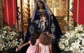 Un Jesús Cautivo acompañará en el culto a 'La Guapa' en Villanueva de la Serena