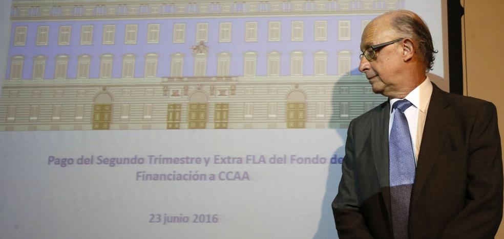La Junta ahorró el pasado año 21,5 millones en intereses gracias al FLA