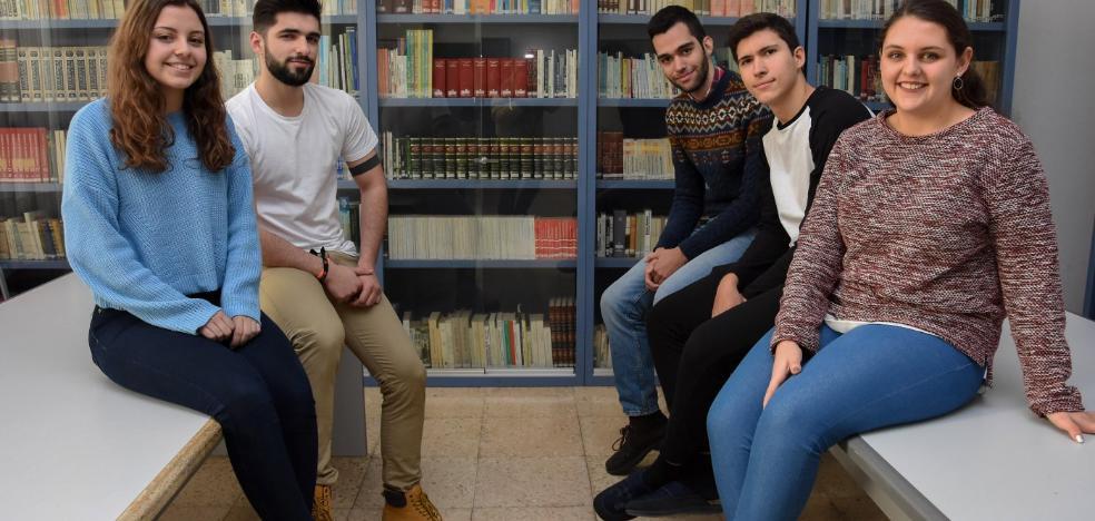 La residencia Hernán Cortés mantiene a 148 universitarios de la provincia de Badajoz