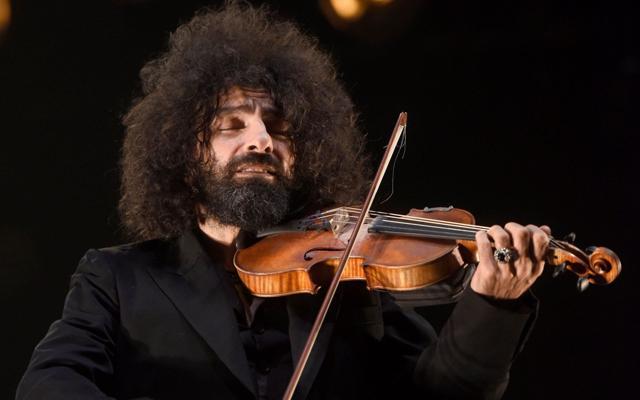El violinista libanés Ara Malikian actuará en Herrera del Duque