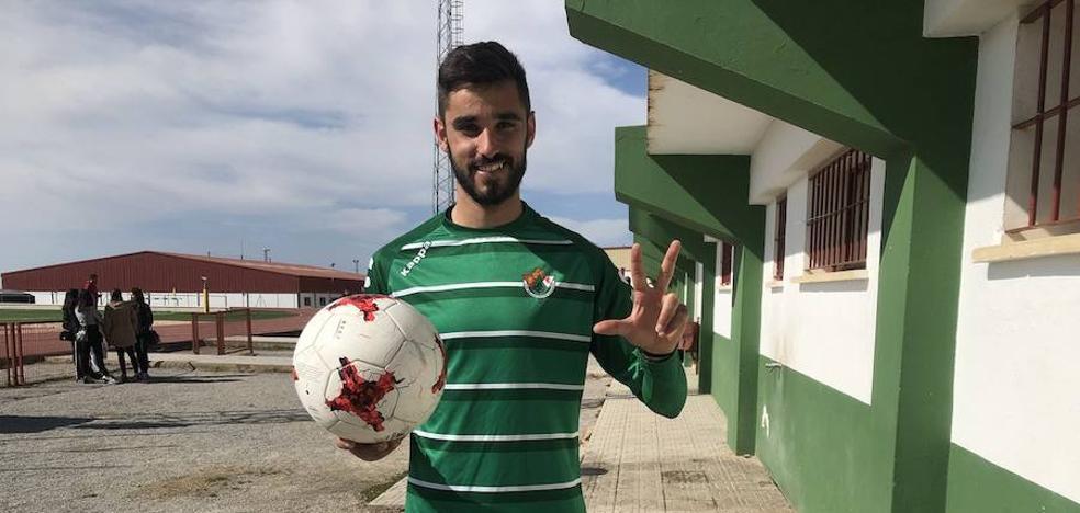 Álex García lideró la goleada cacereña