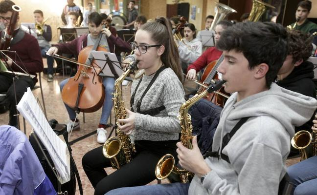 El Conservatorio de Cáceres se va de erasmus