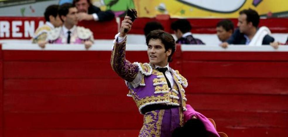 José Garrido: «Hay decisiones políticas que nos hacen pensar en positivo»