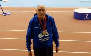 El cacereño Lázaro García, campeón de Madrid y mínima para el Campeonato de España