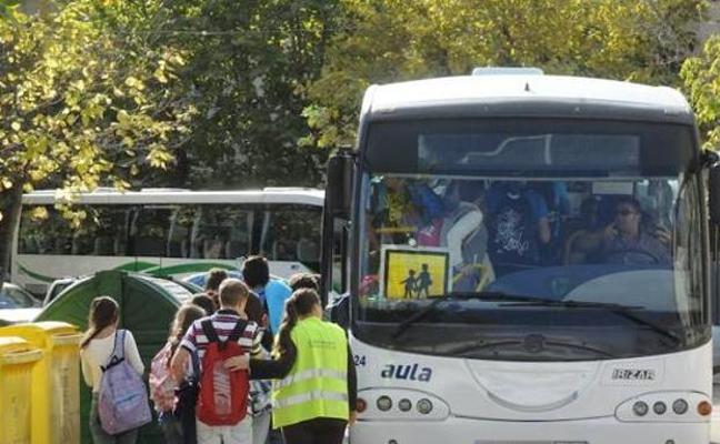 Tráfico inicia este lunes la campaña de control del transporte escolar en Extremadura