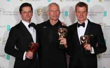 Los triunfadores de los premios Bafta 2018