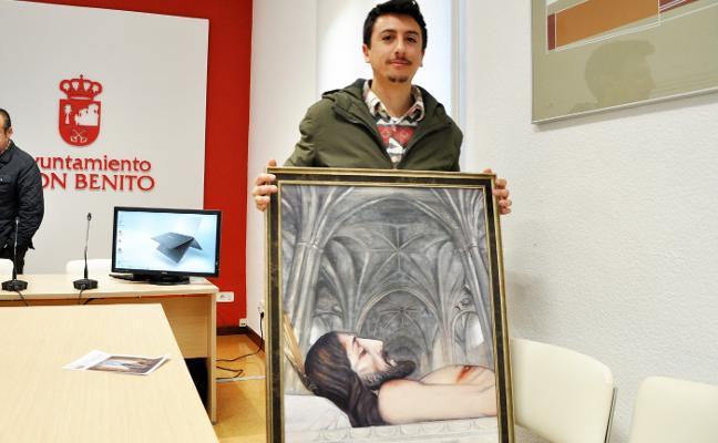 «El arte siempre ha sido para mí una forma de expresarme»
