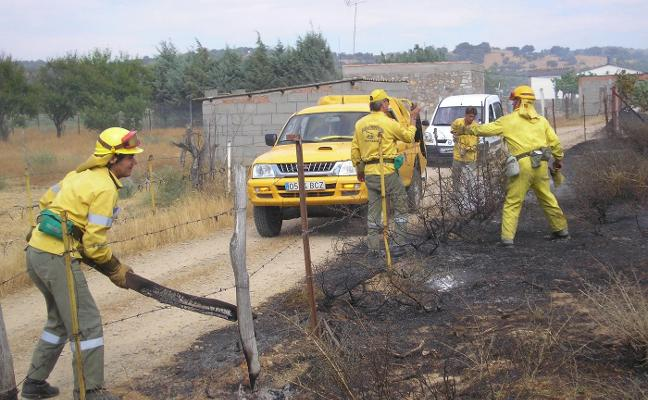 Más de 400.000 euros para prevenir incendios forestales en Las Villuercas e Ibores