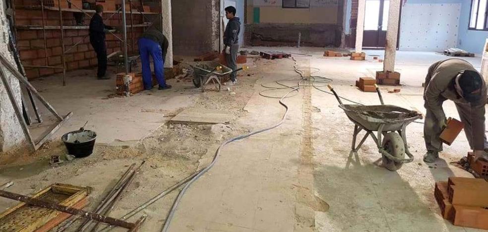 Las obras para la creación del museo de Jaime de Jaraíz y alfarería ya están en marcha