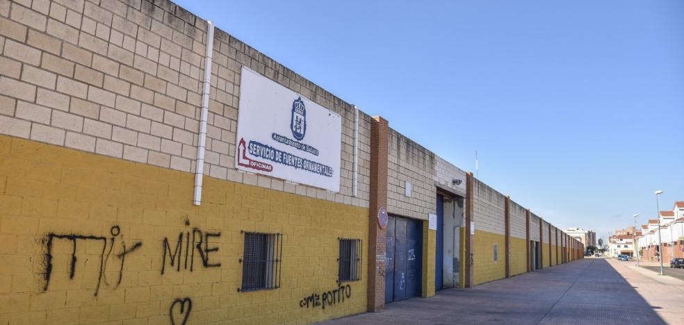 El PSOE de Badajoz quiere destinar el antiguo Ifeba a centro de asociaciones
