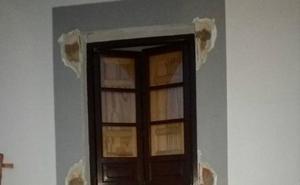 Una decena de ayuntamientos extremeños han sufrido robos en diez días