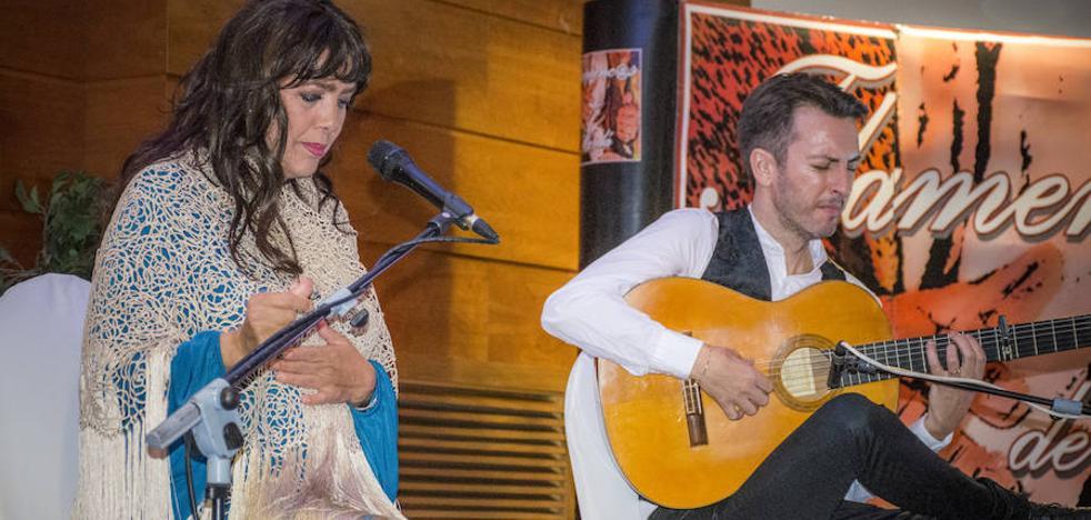 La asociación 'Flamenc@s de verdá' premia a Lole Montoya