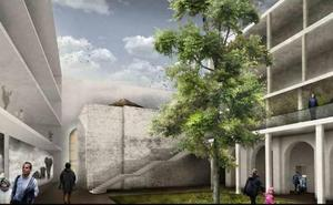 El Hospital Provincial de Badajoz lleva dos meses pendiente de Patrimonio, según Rodolfo