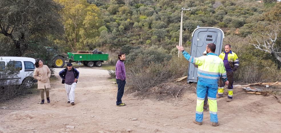 Elena Nevado, sobre la mina: «Hemos paralizado un expolio, no una inversión»